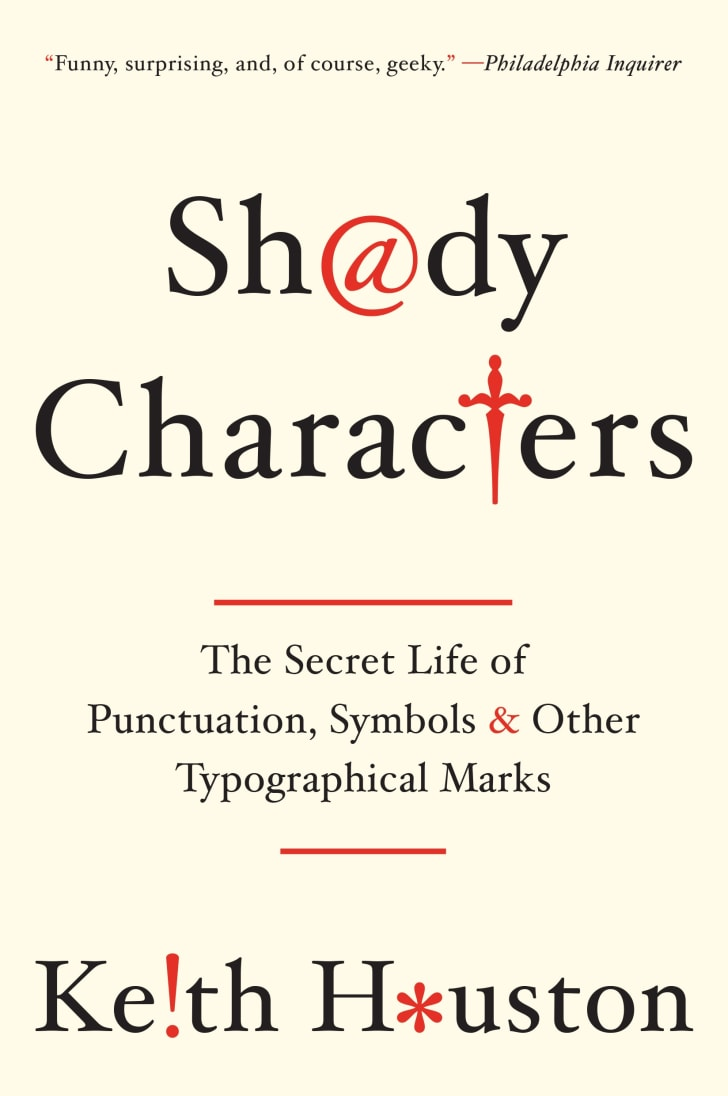 Shady Characters Book