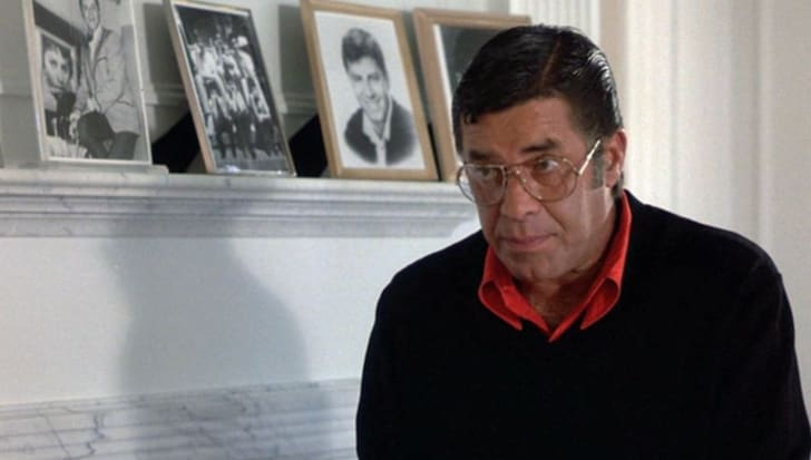 Jerry Lewis in The King of Comedy (1982)