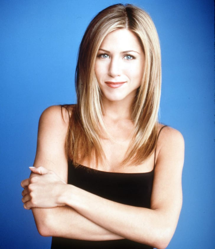 A picture of Jennifer Aniston from 1999.