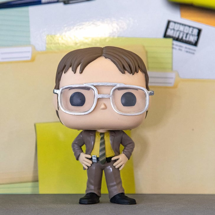 Dwight from The Office Funko Pop! doll.