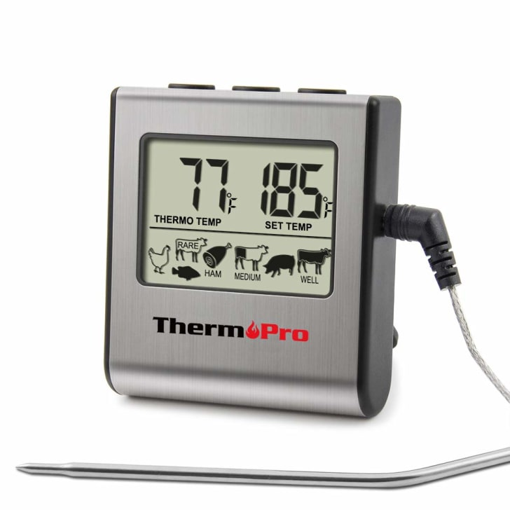 A meat thermometer
