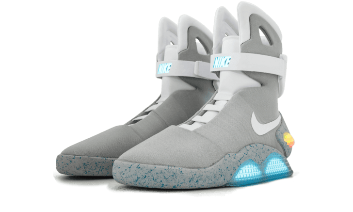 The Nike Air Mags.