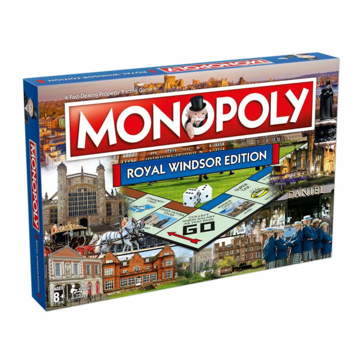 windsor castle monopoly