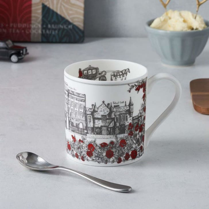 royally british mug