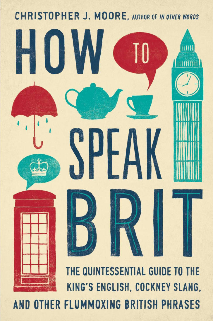 how to speak brit book
