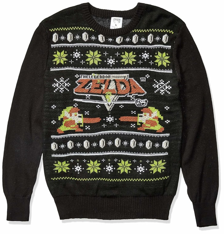 Legend of Zelda Ugly Christmas Sweater