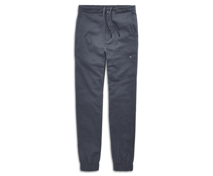 A pair of pants from Mack Weldon.