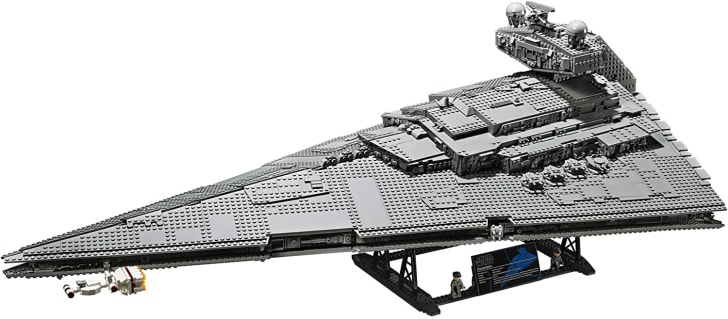 LEGO Star Wars set on Amazon.