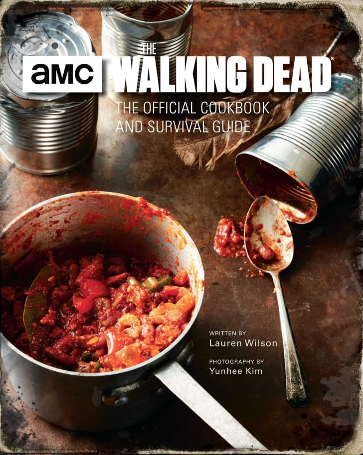 A cookbook based on the food from the 'Walking Dead.'