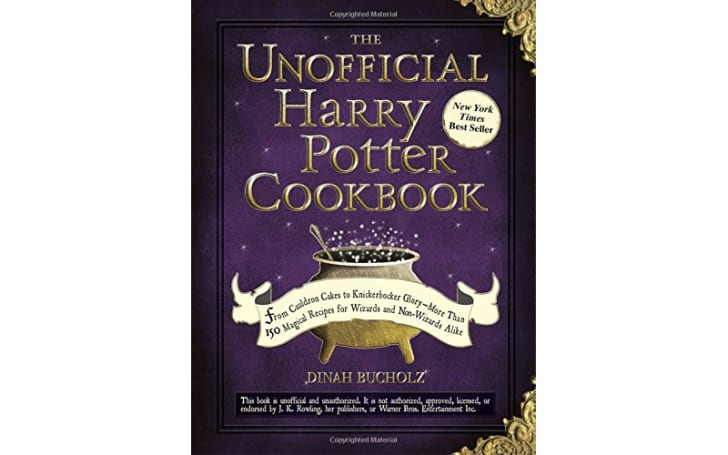 'The Unofficial Harry Potter Cookbook'