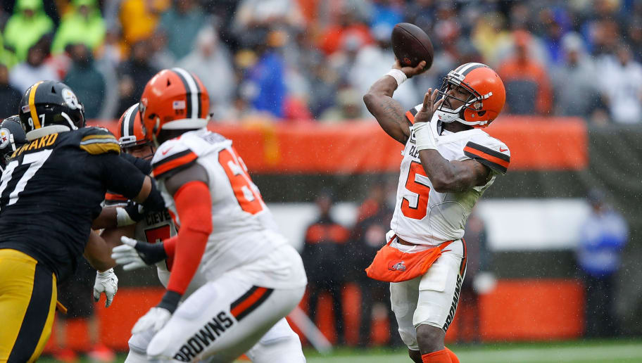 Pittsburgh Steelers Cleveland Browns Embarrassing Stat Proves  Bad
