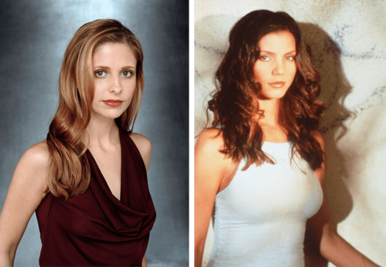 Gellar Auditioned For The Role Of Sunnydale High Queen Bee Cordelia Chase Before Eventually Being Cast As Buffy At Time We Were All Trying To Find
