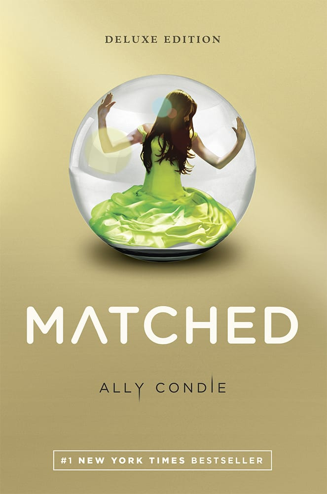 Matched Deluxe Gold Edition book cover