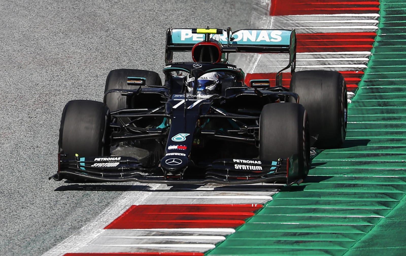Valtteri Bottas, Formula 1
