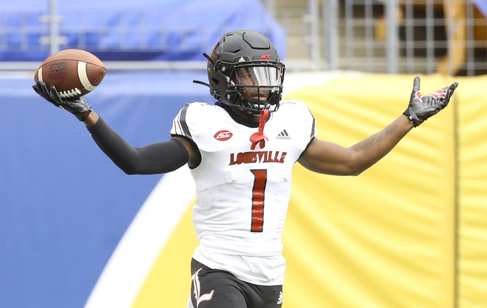 2021 NFL Draft prospect Tutu Atwell