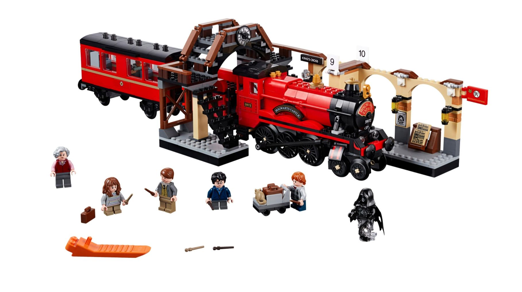 Discover the LEGO Harry Potter Hogwarts Express set available at LEGO.
