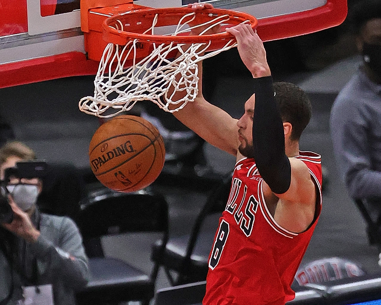 Chicago Bulls, Zach LaVine
