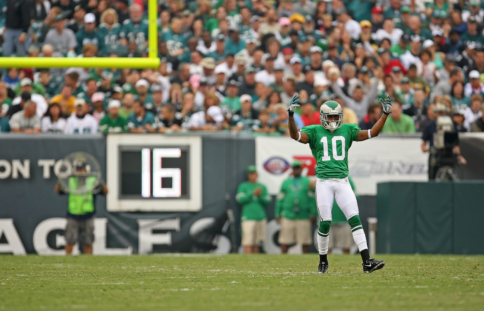Desean Jackson, Philadelphia Eagles