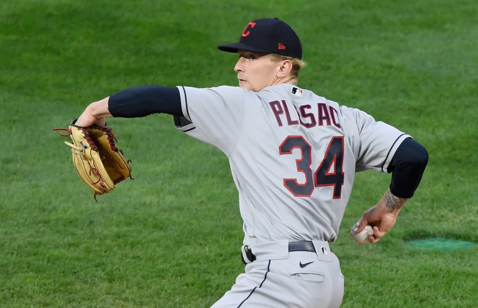 Cleveland Indians, Zach Plesac