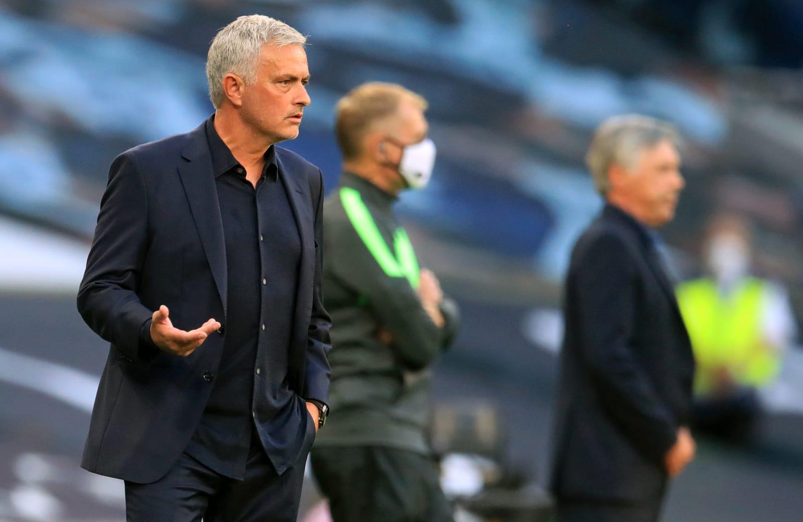 Tottenham Hotspur, Jose Mourinho