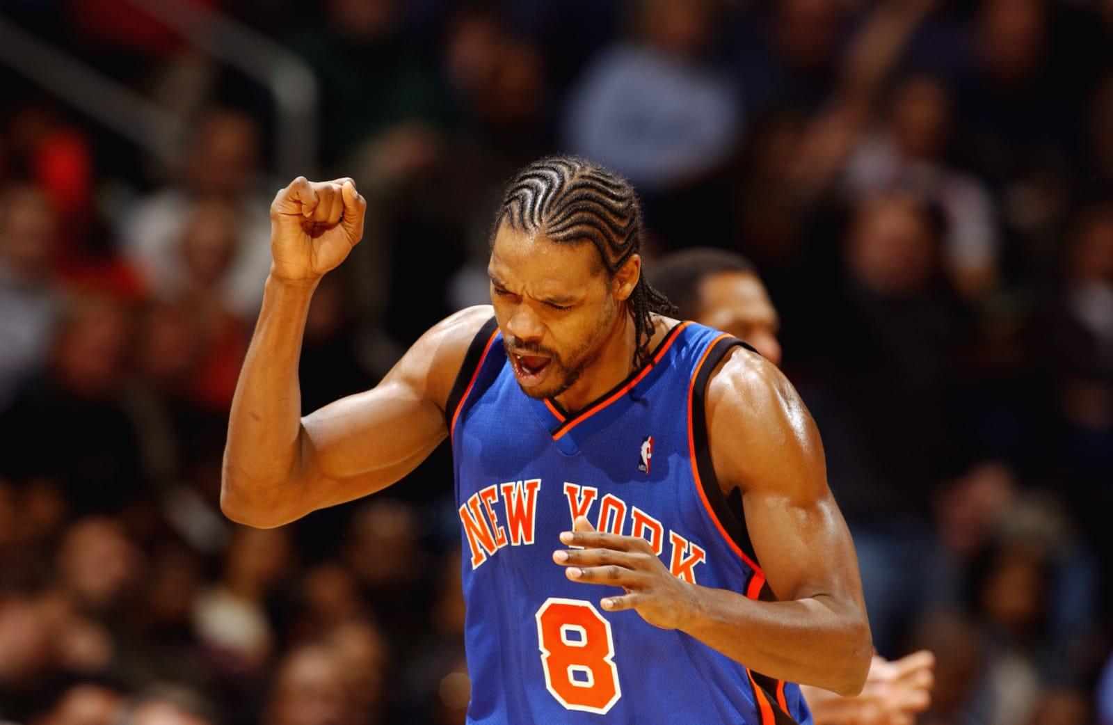 Latrell Sprewell, New York Knicks