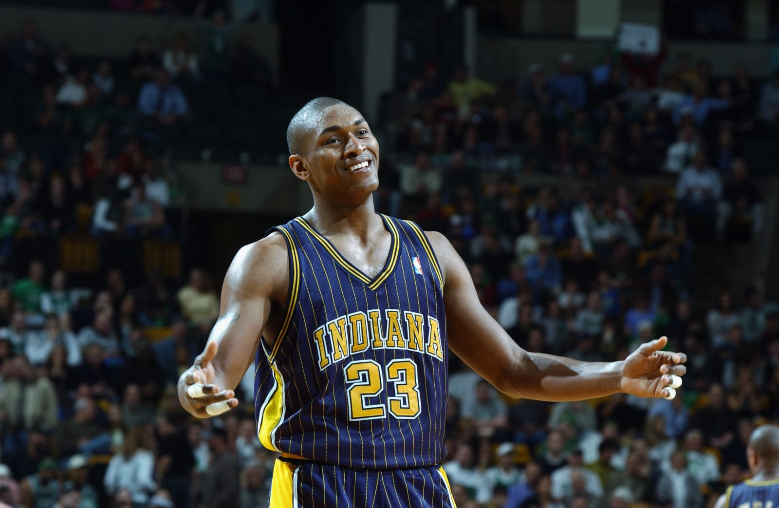 Indiana Pacers, Ron Artest