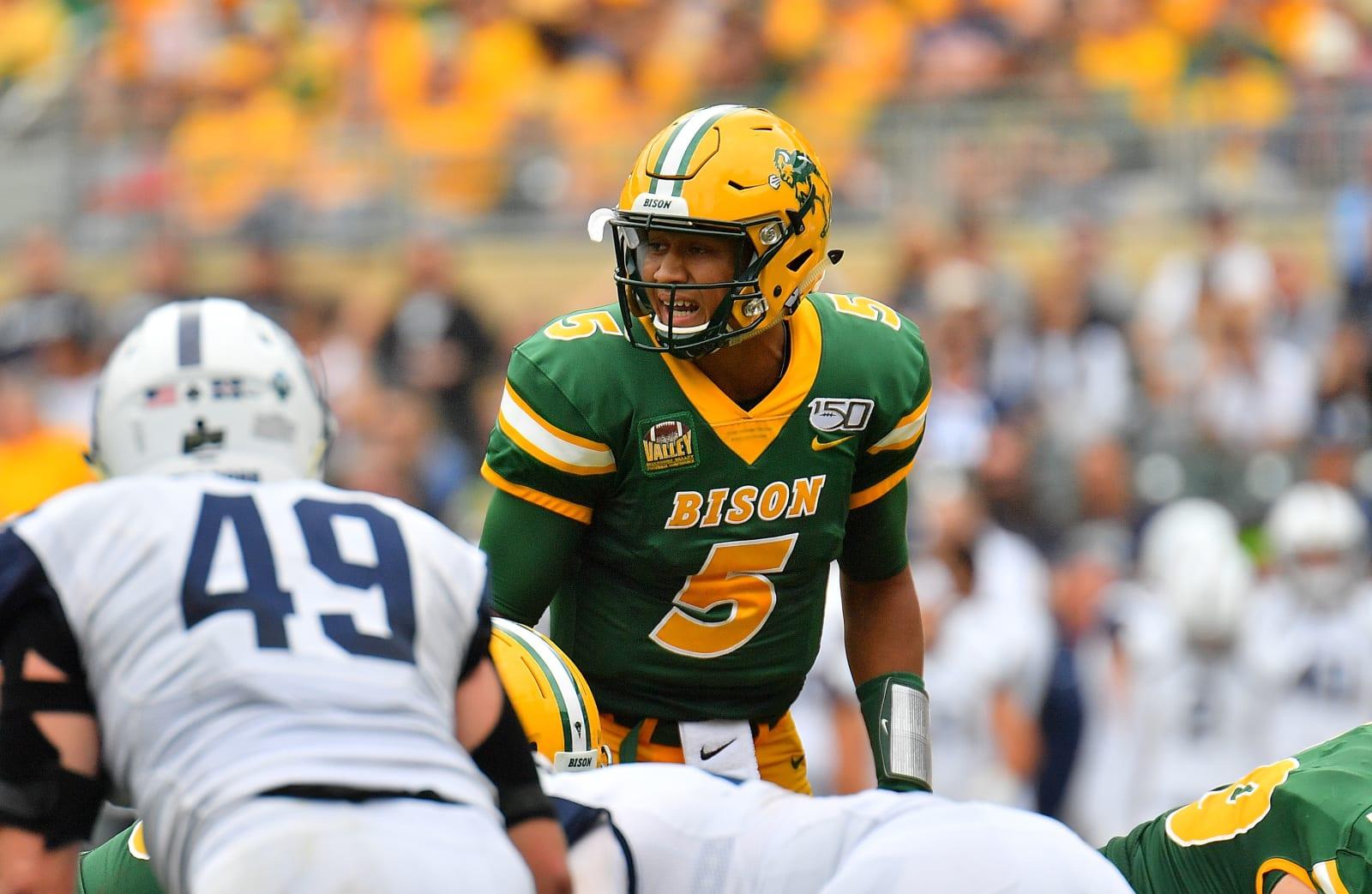 Trey Lance, Minnesota Vikings, 2021 NFL Draft