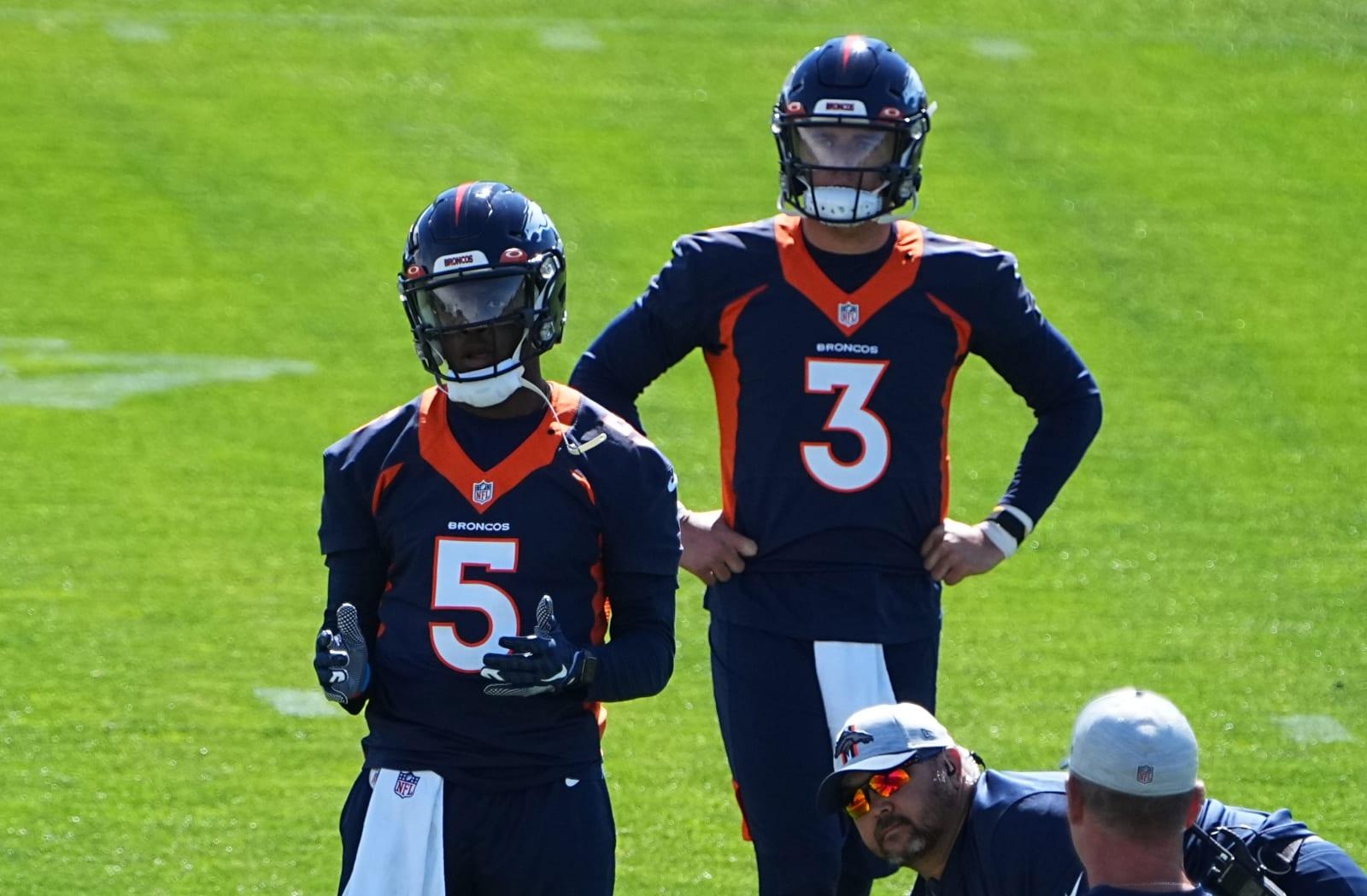 Denver Broncos, Drew Lock, Teddy Bridgewater