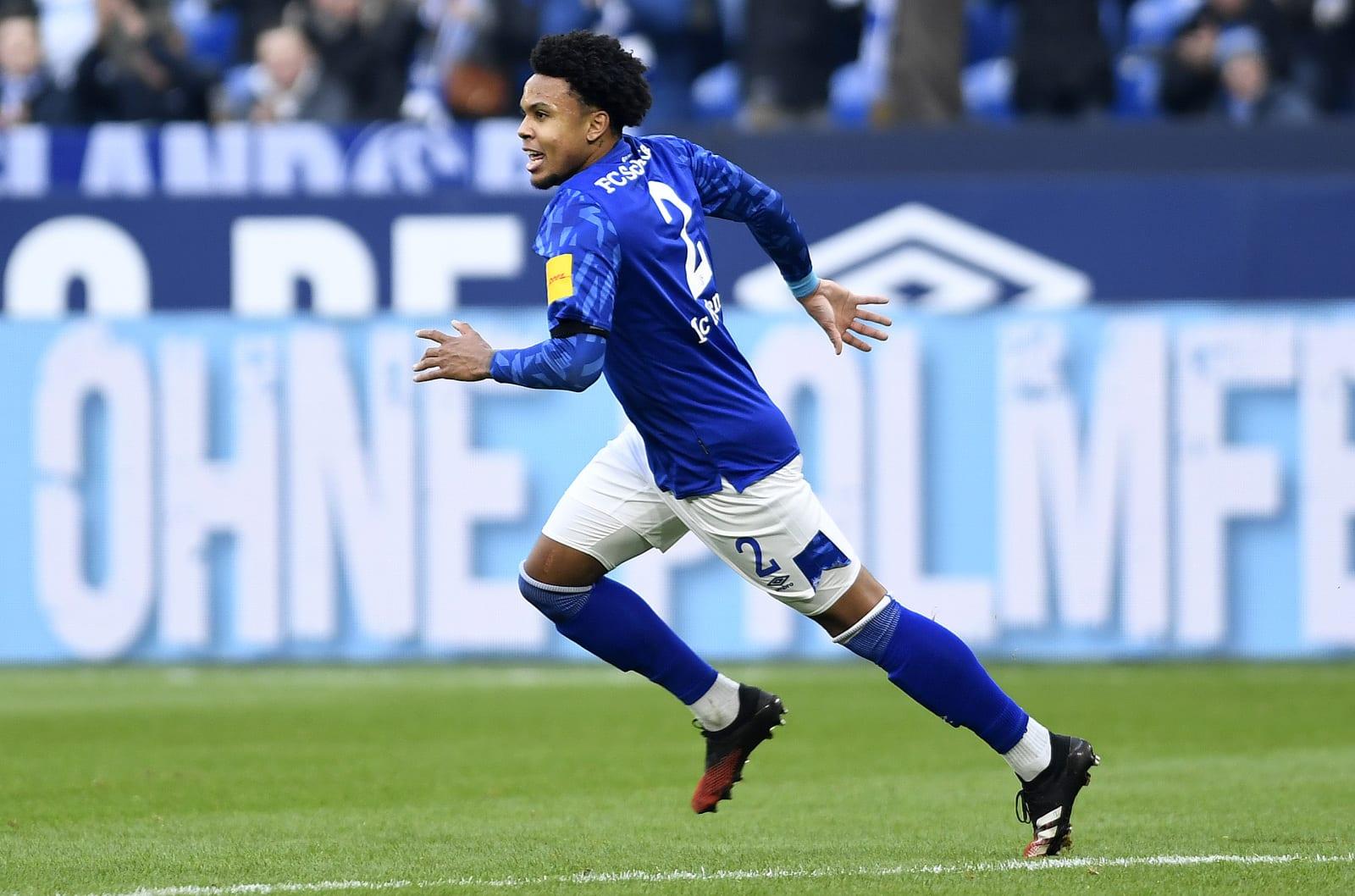 Schalke 04, Weston McKennie