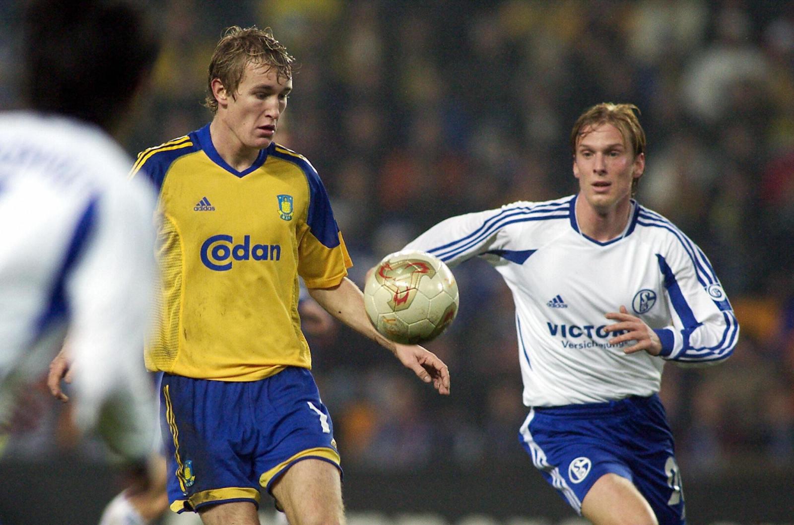 Schalke 04, Christian Poulsen