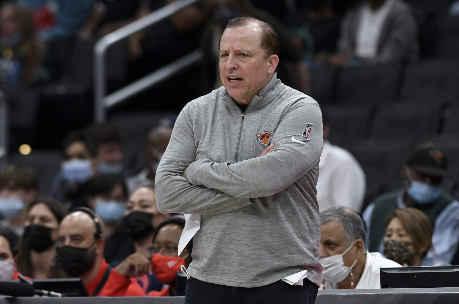 NY Knicks, Tom Thibodeau