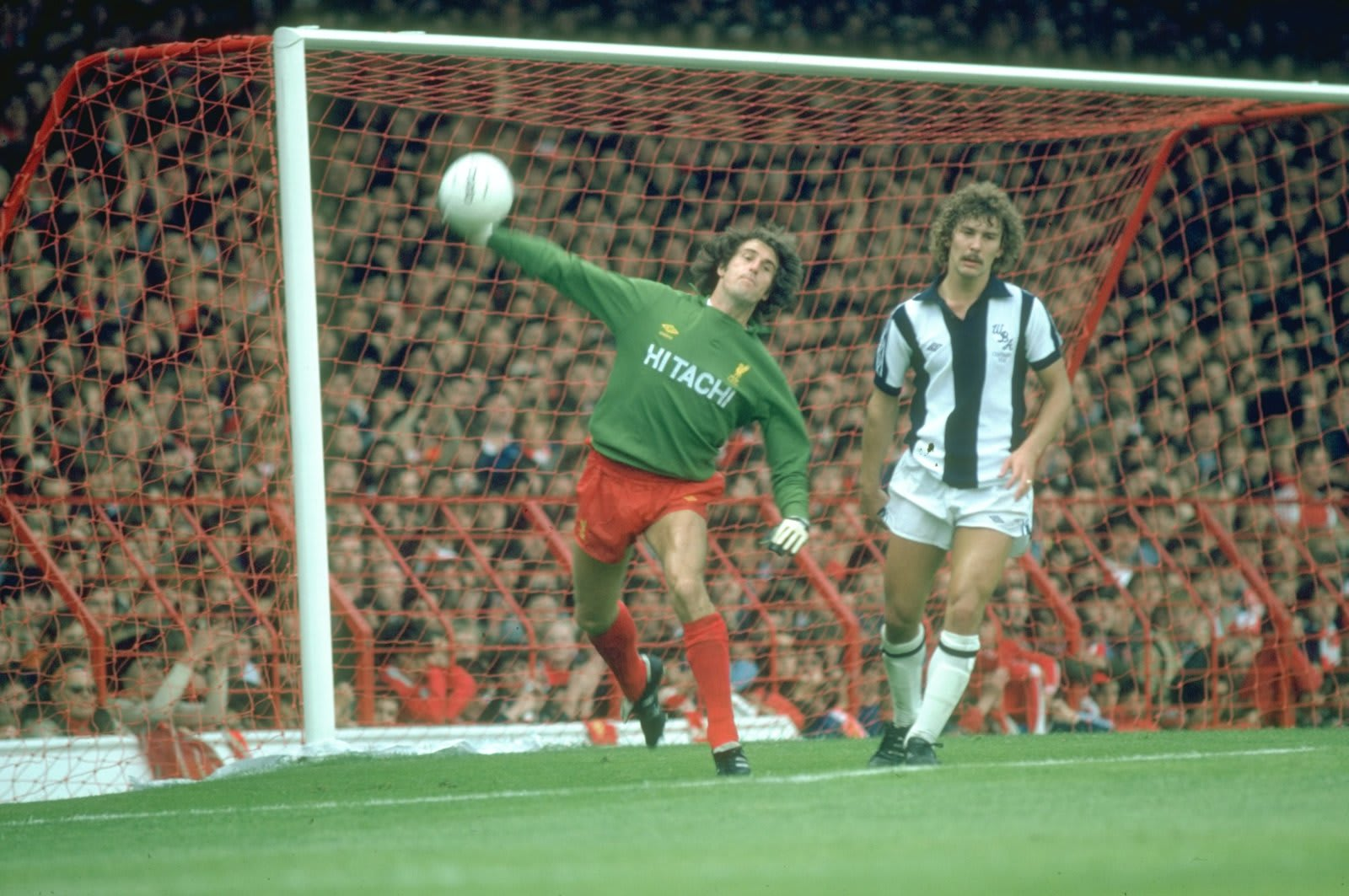 Liverpool, Ray Clemence