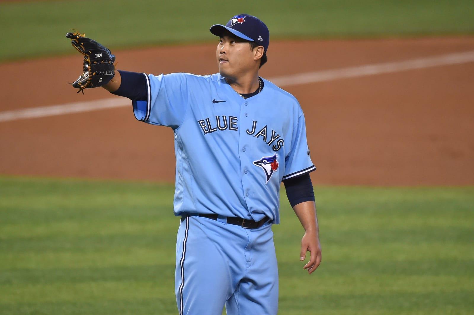 Toronto Blue Jays Hyun-Jin Ryu