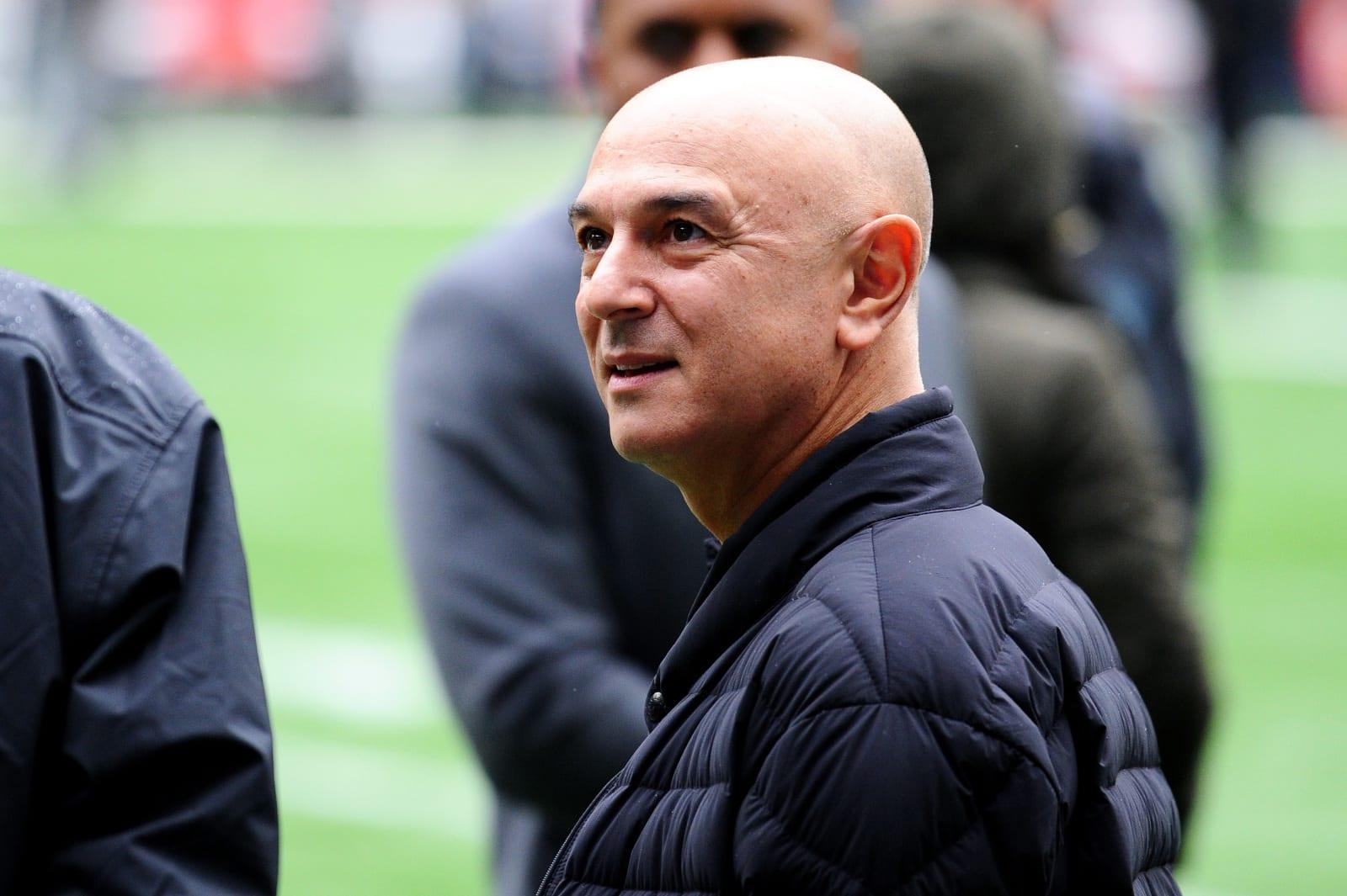 Tottenham, Transfer, Levy