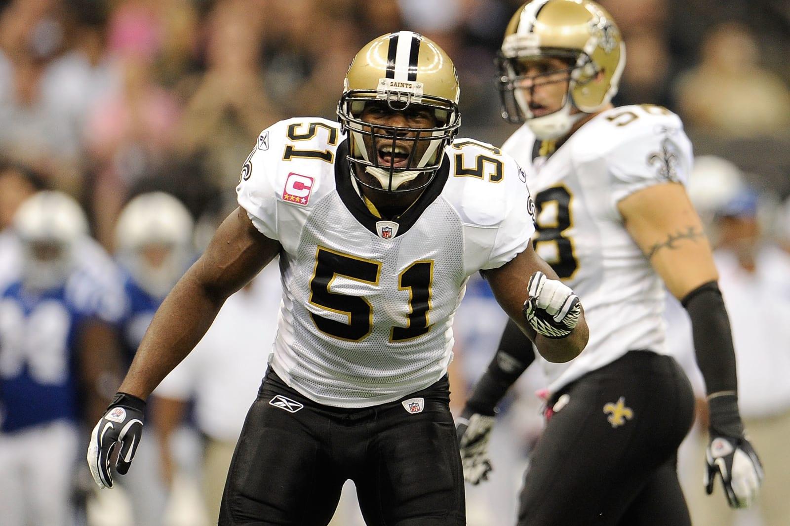 Jonathan Vilma, New Orleans Saints