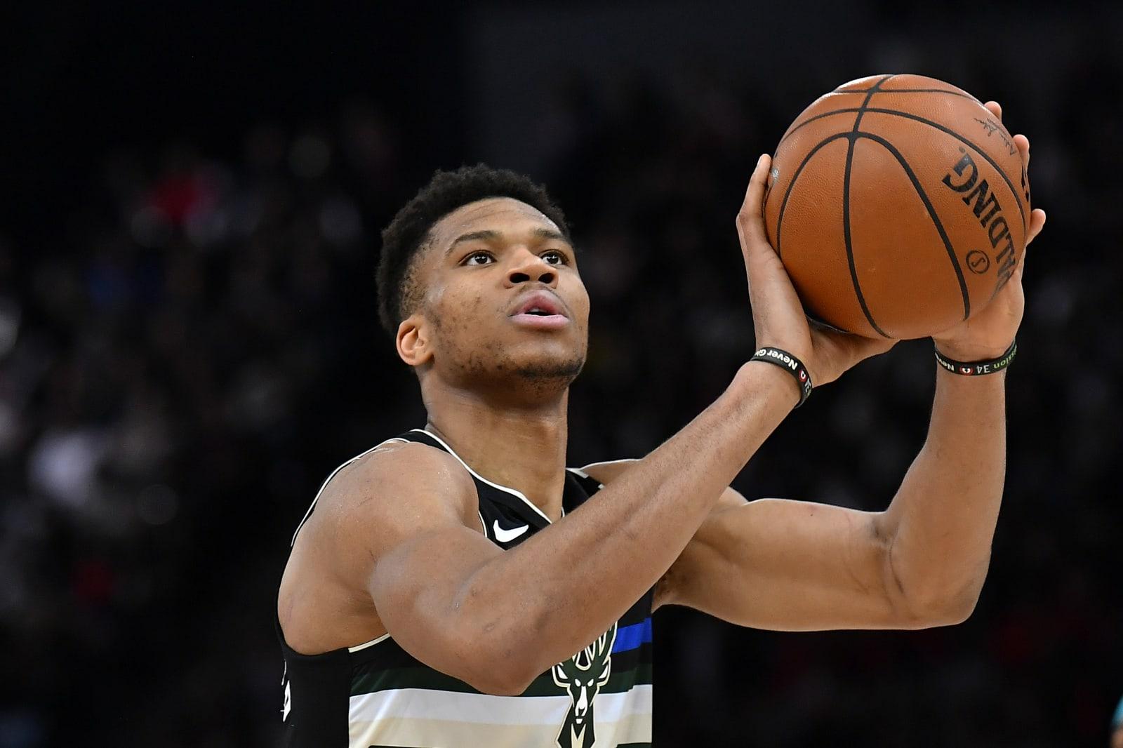 NBA Power Rankings Milwaukee Bucks Giannis Antetokounmpo