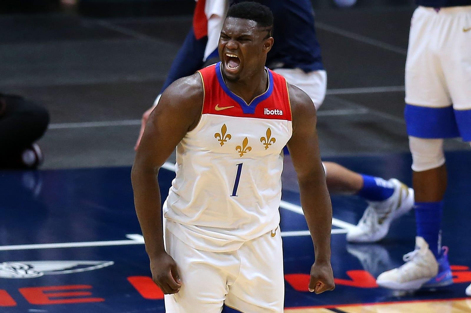 New Orleans Pelicans: Zion Williamson