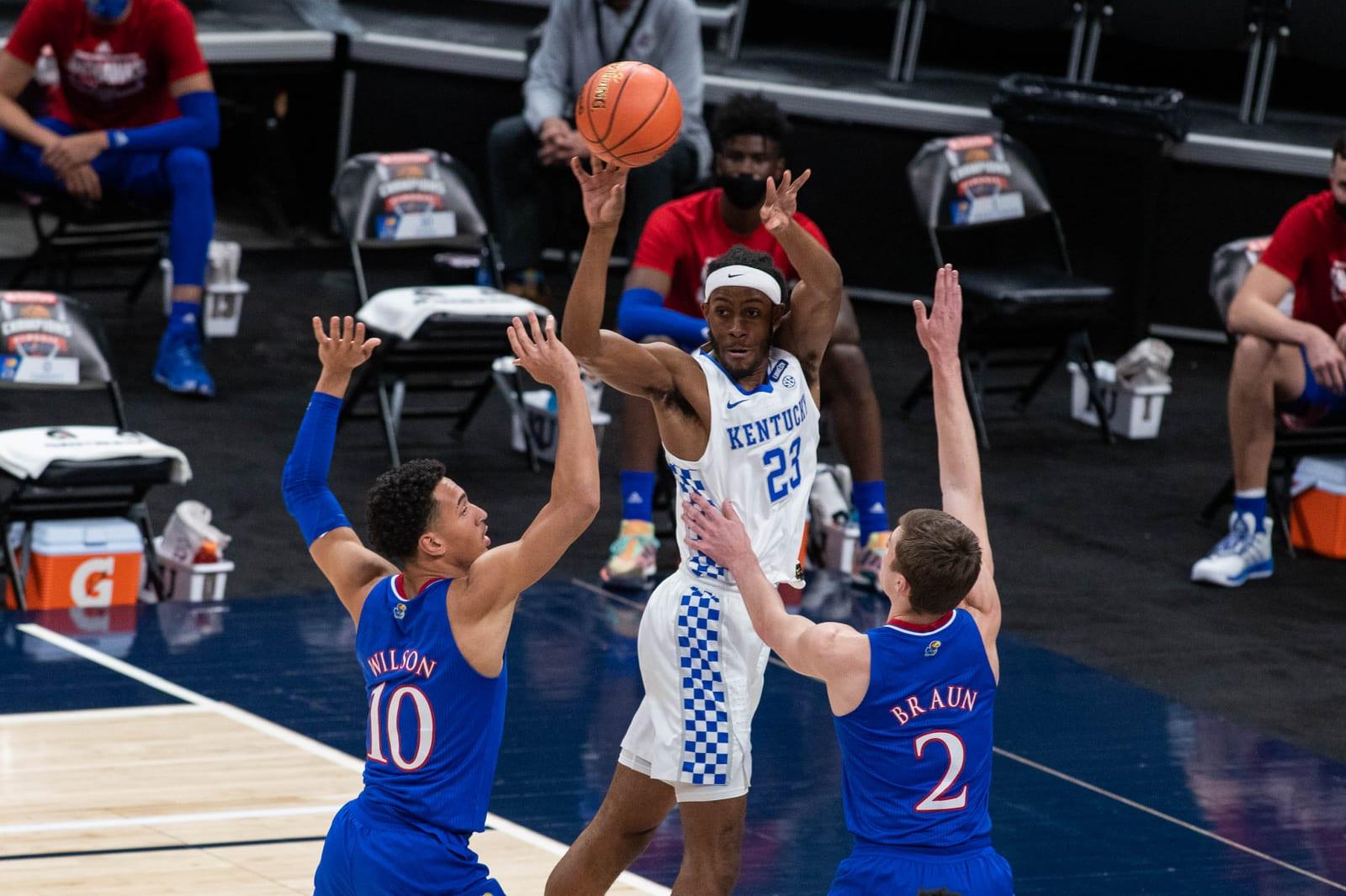 Kentucky Basketball 2020 21 Keys To Beating North Carolina Tar Heels Page 3