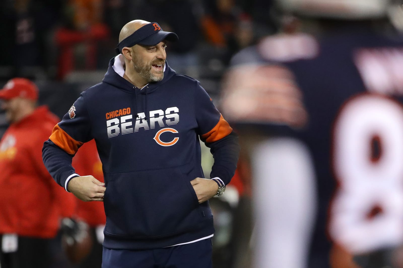Chicago Bears, Matt Nagy