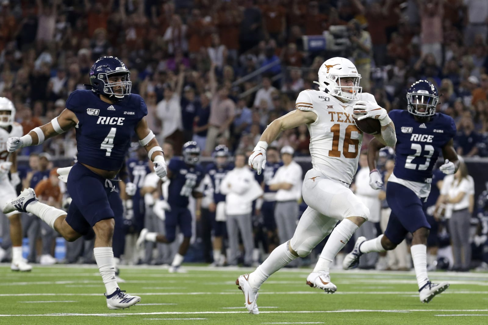 Jake Smith, Texas Football