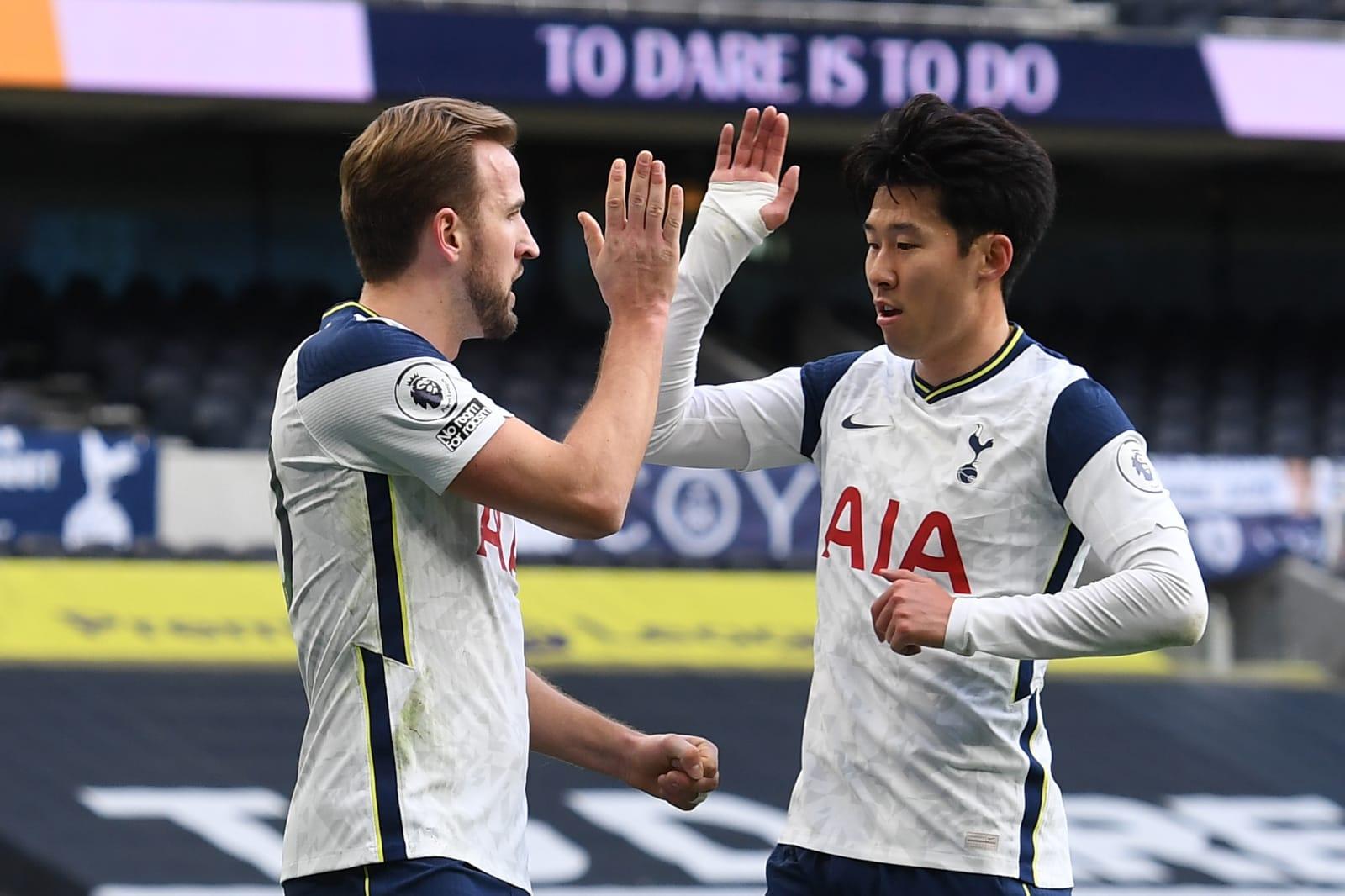 Tottenham, Kane, Son