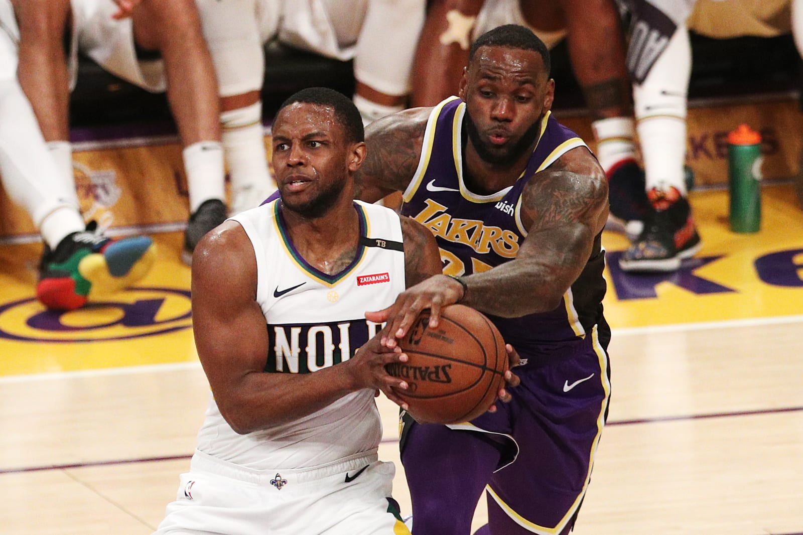 Los Angeles Lakers Vs New Orleans Pelicans 4 Players To Watch For