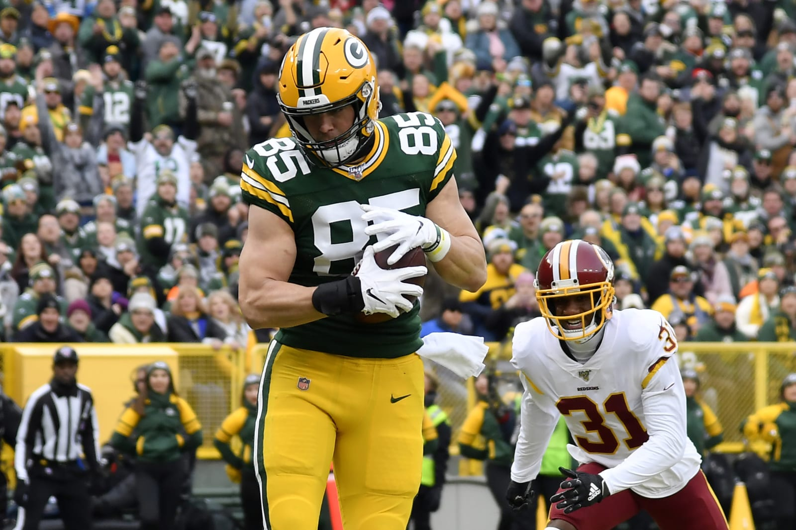 Packers Five Players Key To Victory In Week 2 Vs Lions Page 4