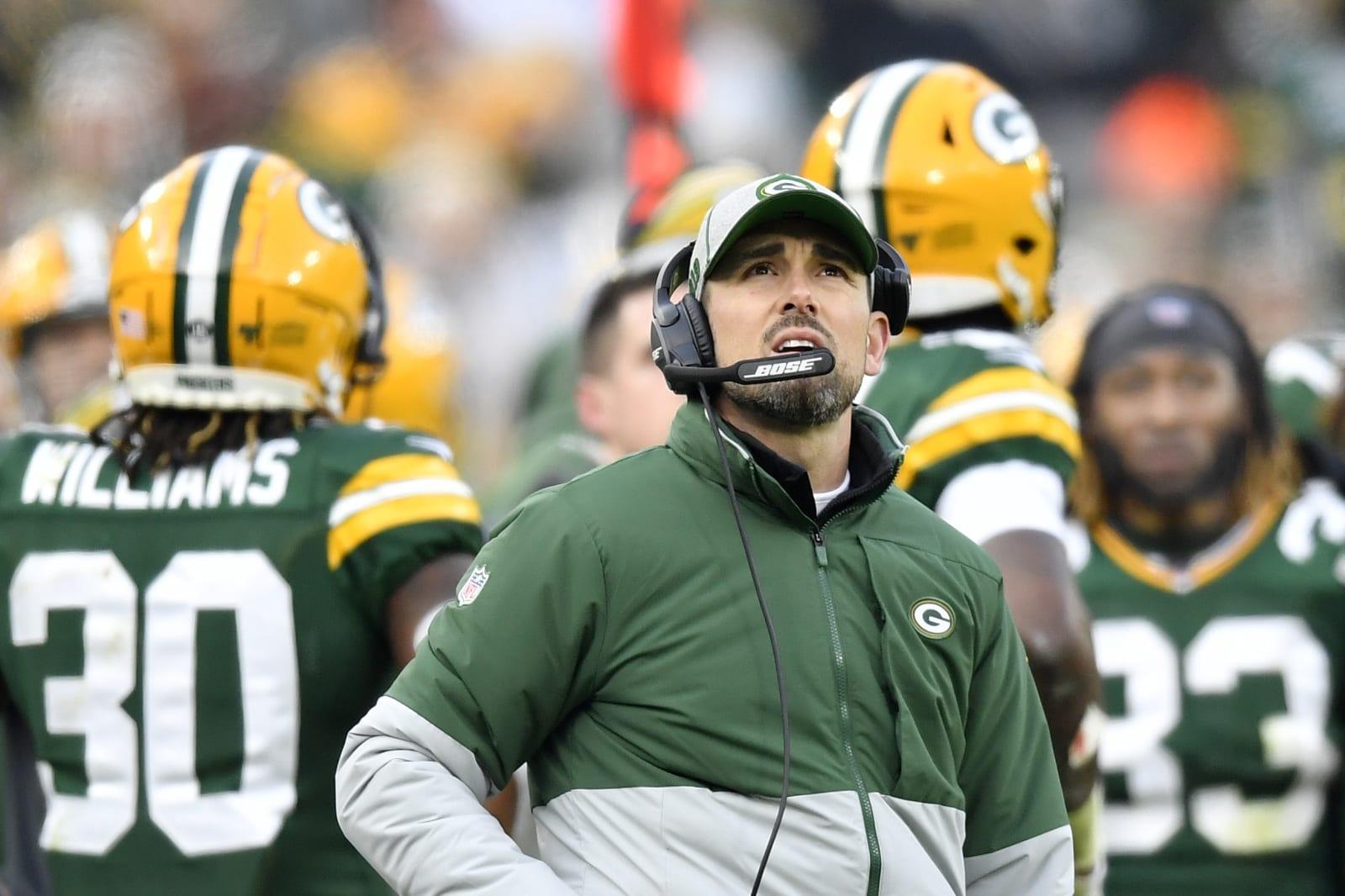 Green Bay Packers, Matt LaFleur