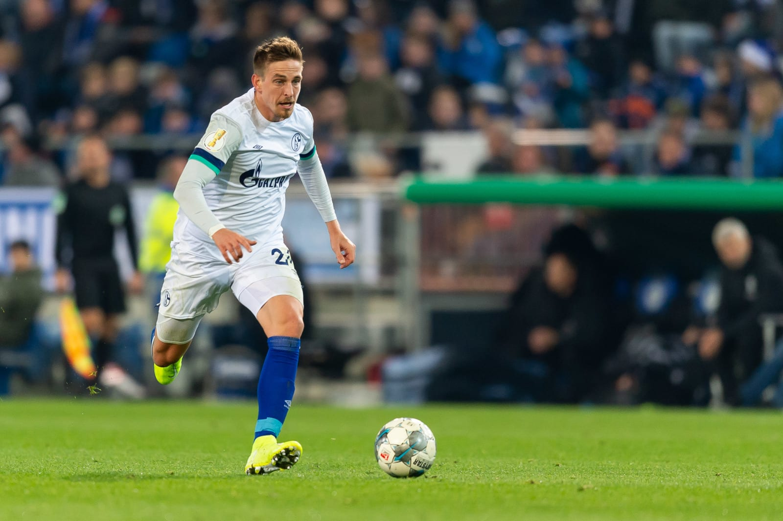 Schalke, Bastian Oczipka