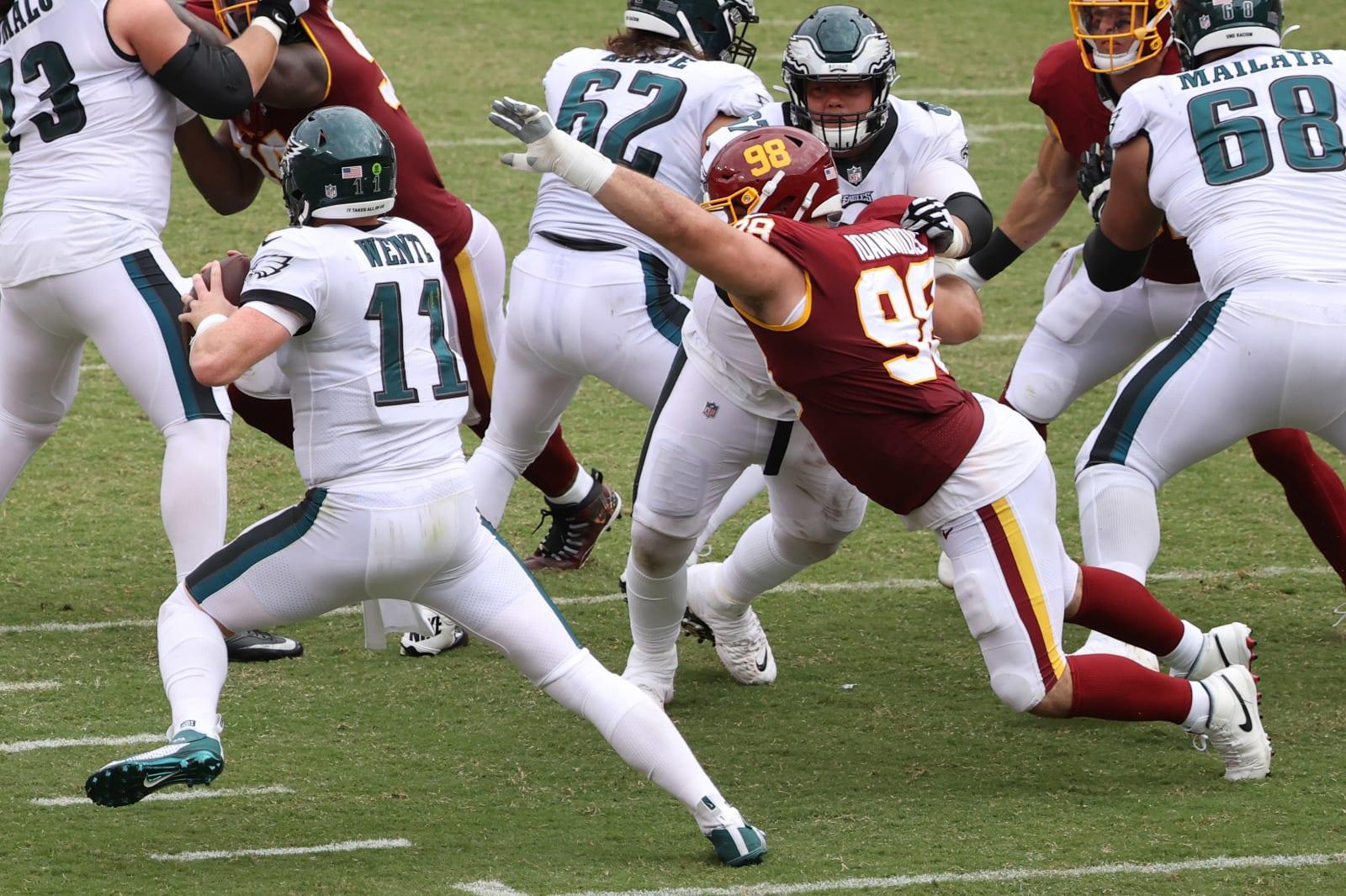 Washington Football Team: Examining 3 players returning from injury