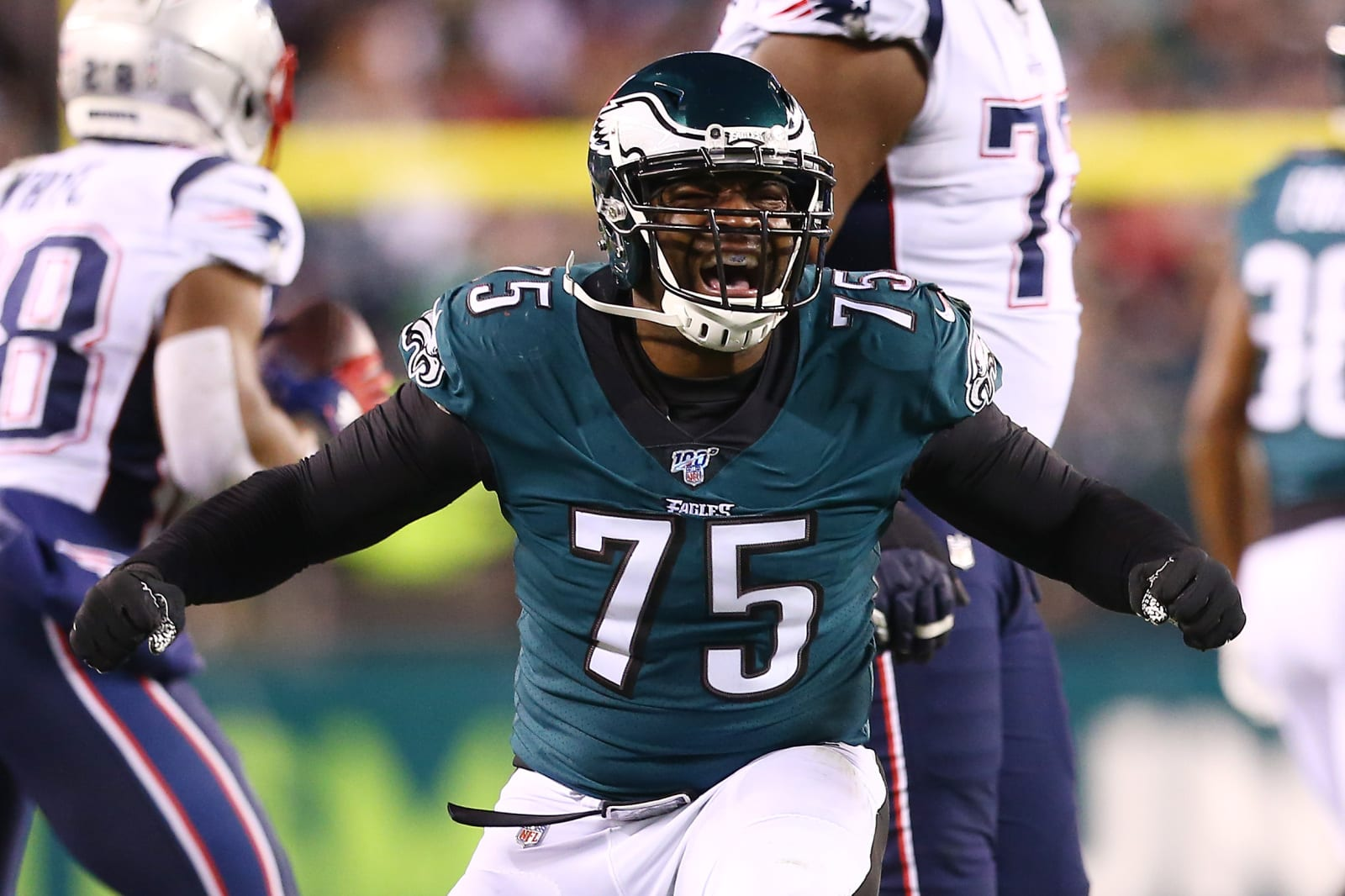 Vinny Curry, Philadelphia Eagles