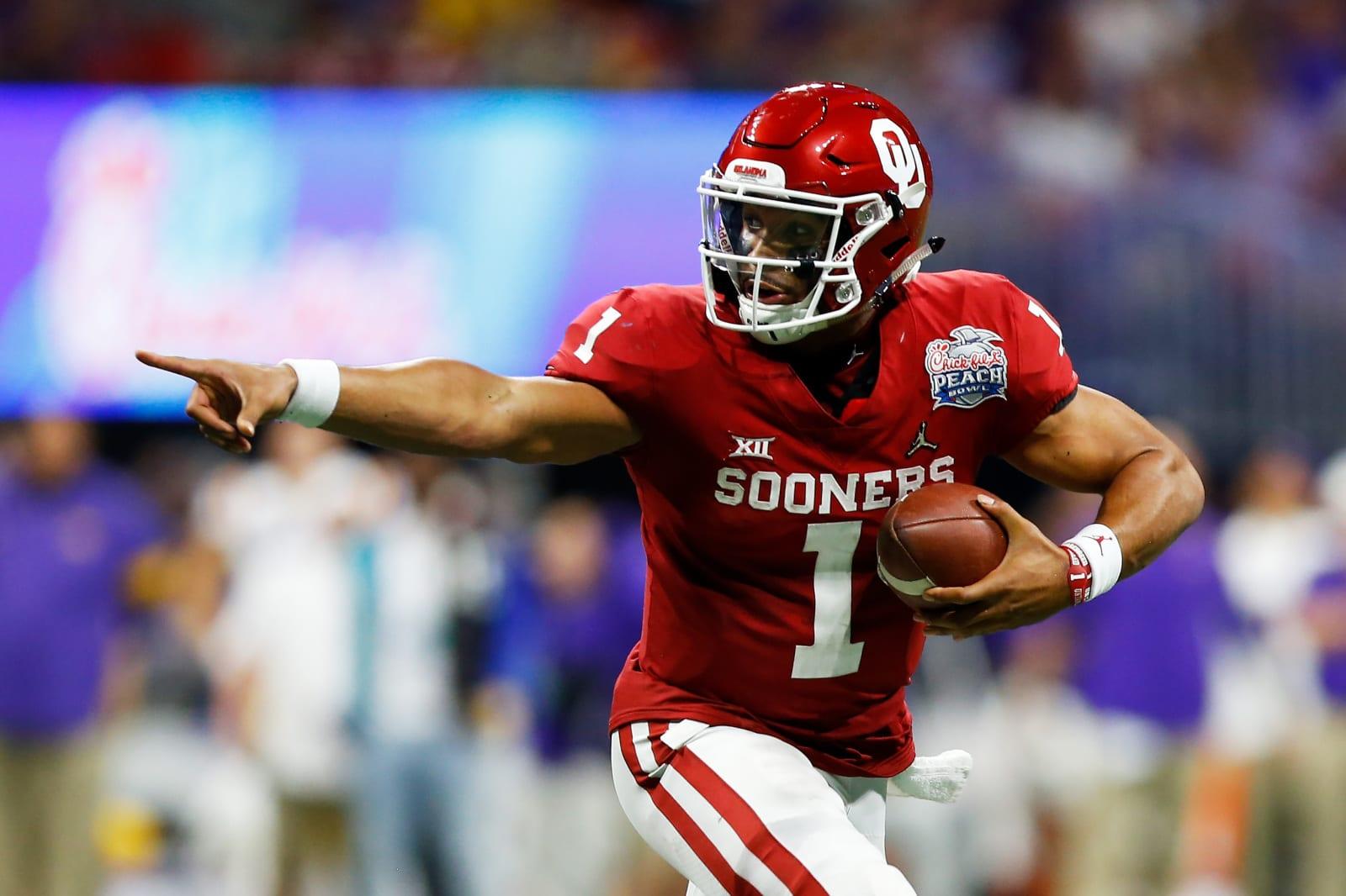 Oklahoma Football Nine Reasons Caleb Williams Made Right Choice In Ou