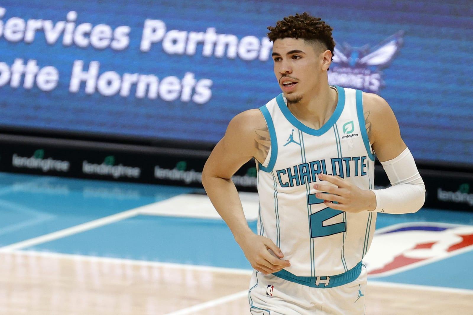 Charlotte Hornets Breakdown Of Lamelo Ball S Start To His Hornets Career