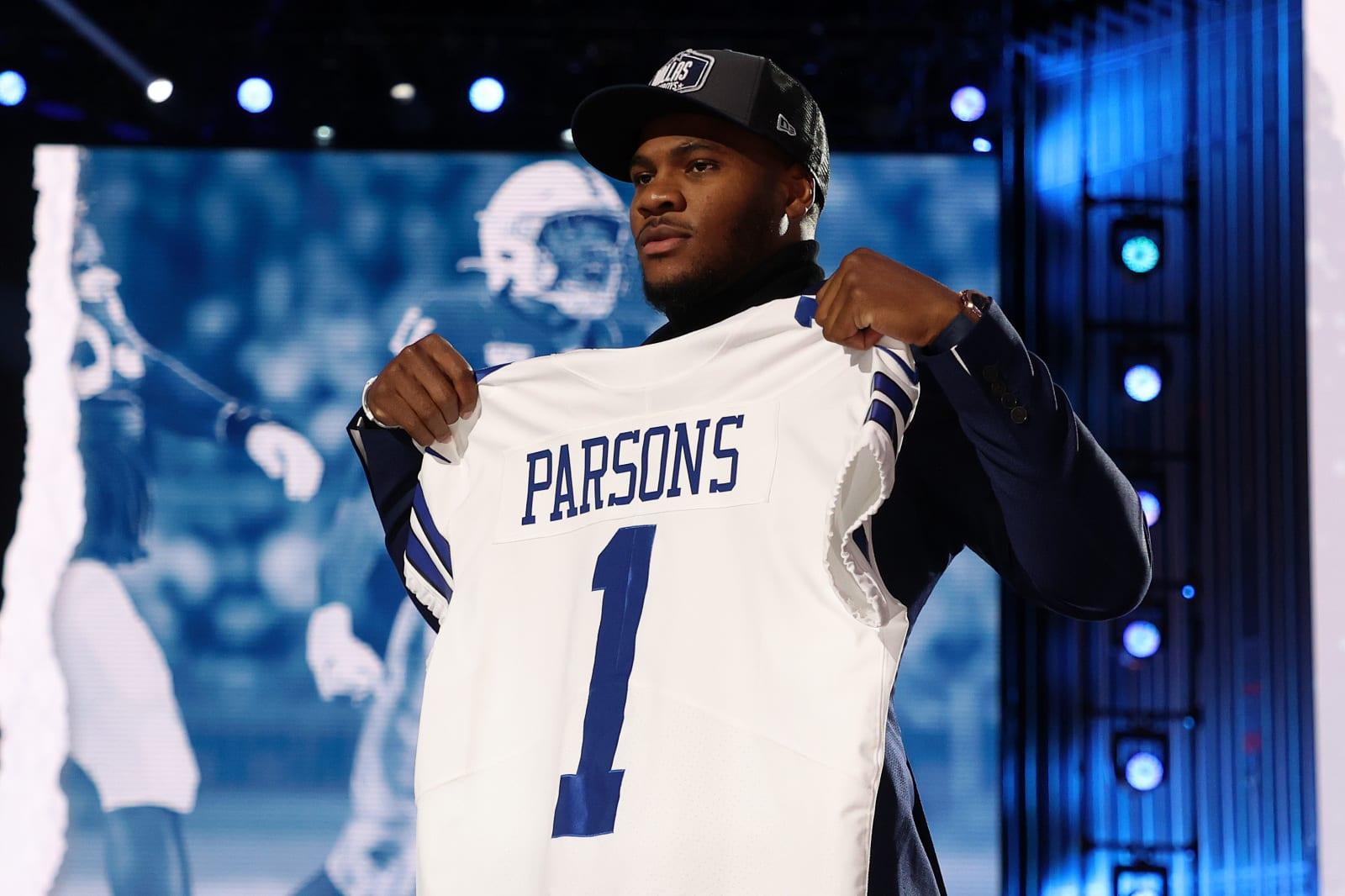 Micah Parsons, Dallas Cowboys